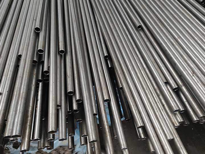 小口径冷轧精密钢管