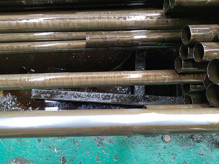 小口径冷轧精密管