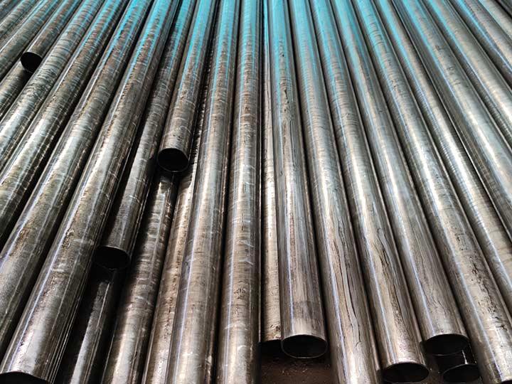 优质45#冷轧精密钢管