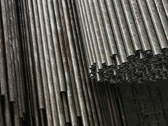 小口径精密钢管0.8mm