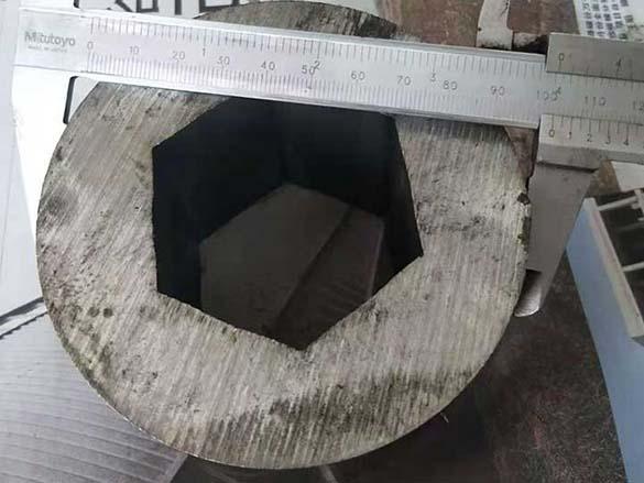 内六角精密钢管