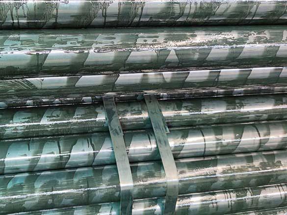 大口径薄壁精密钢管