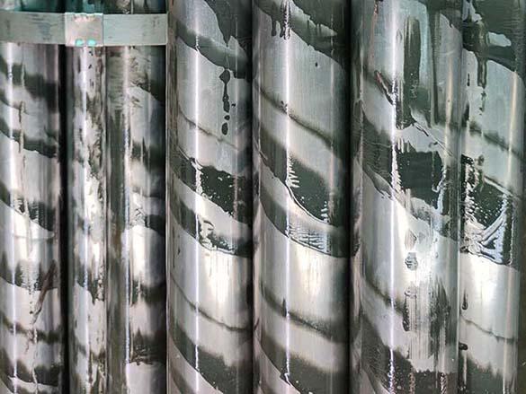 精密无缝冷轧钢管