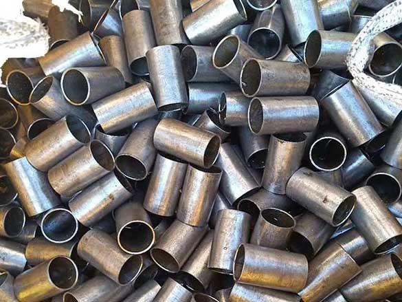 精密钢管加工件