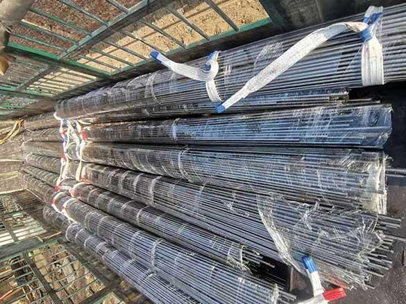 小口径精密铬钼钢管