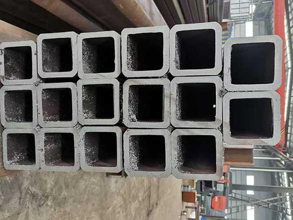 无缝厚壁精密方钢管