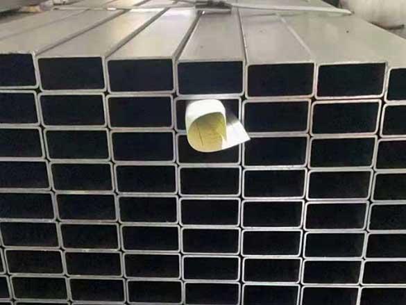 小口径精密矩形钢管